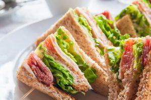 サンドイッチ等の軽食